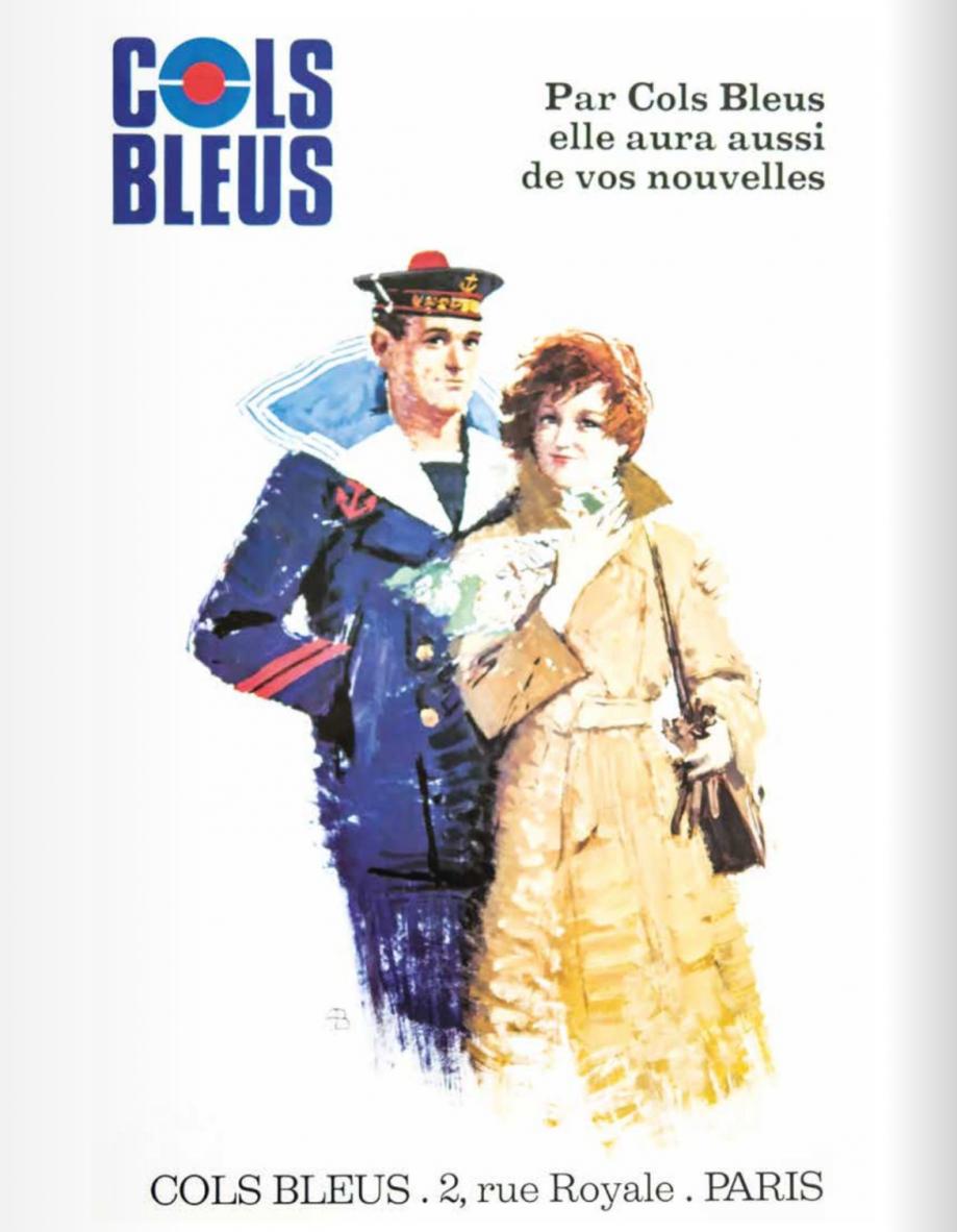 COLS BLEUS 16