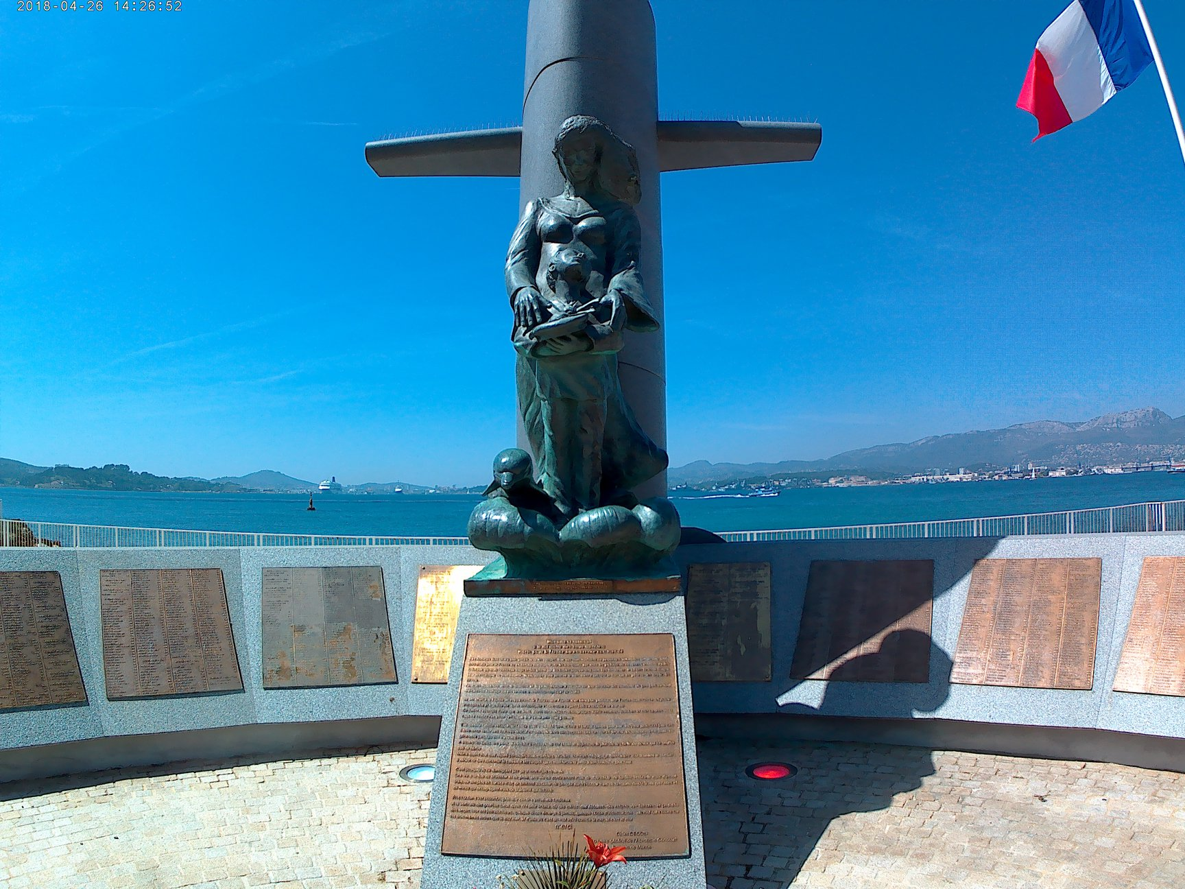Mémoire des sous mariniers disparus