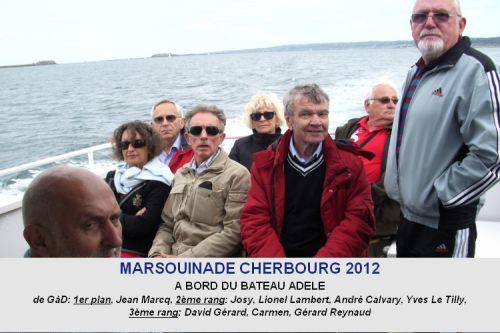 MARSOUINADE CHERBOURG 2012 8ème série de photos