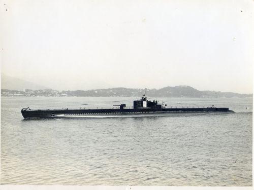 François Largenton a navigué sur le Casabianca