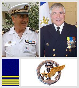 Paul-Emile CLEMENT :  Sympathique contact , dans l'Aéronautique Navale > le CF Paul-Emile Clément.