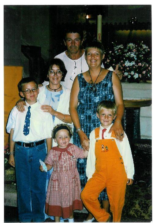 PIERRE OHEIX ET SA FAMILLE N° 1 .