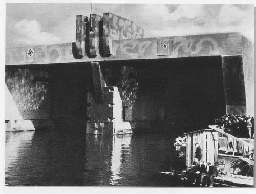 U-BUNKER 1941 : INAUGURATION N° 6