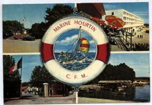 CFM HOURTIN = VUE GENERALE 03.08.2010 à 09h35