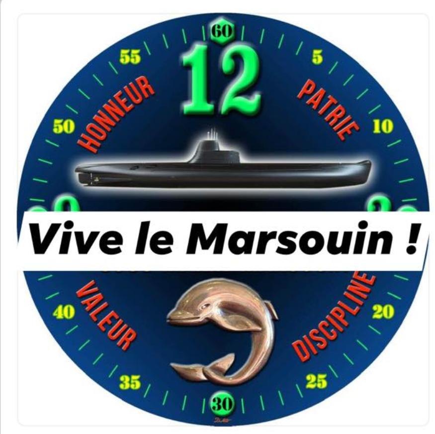 Vive le Marsouin