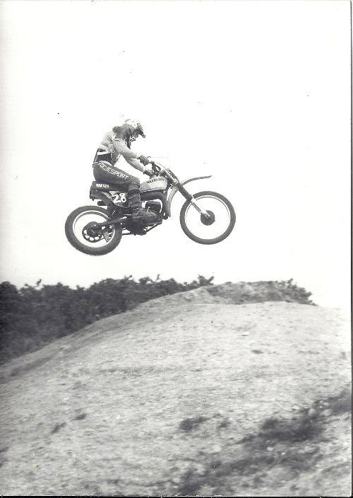 joli saut pour l'époque...