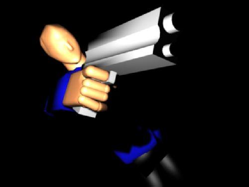 Kid with gun 2