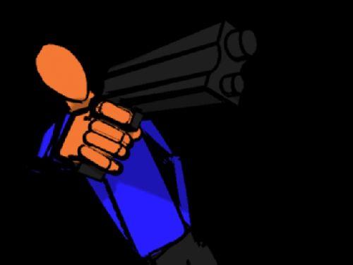 Kid with gun 3