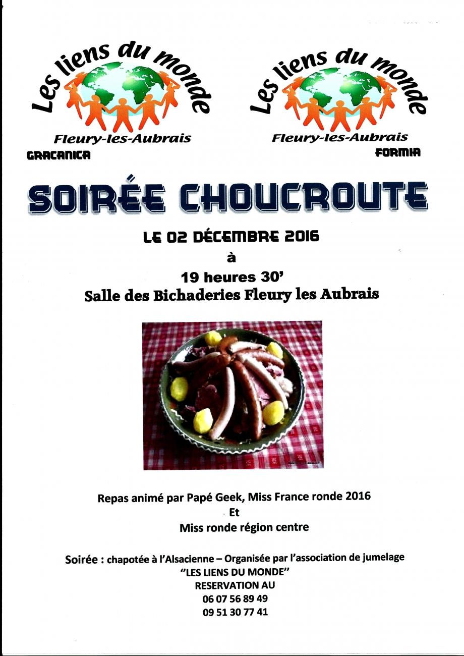Scan Affiche Soirée Choucroute 2016 de l'association les liens .jpg