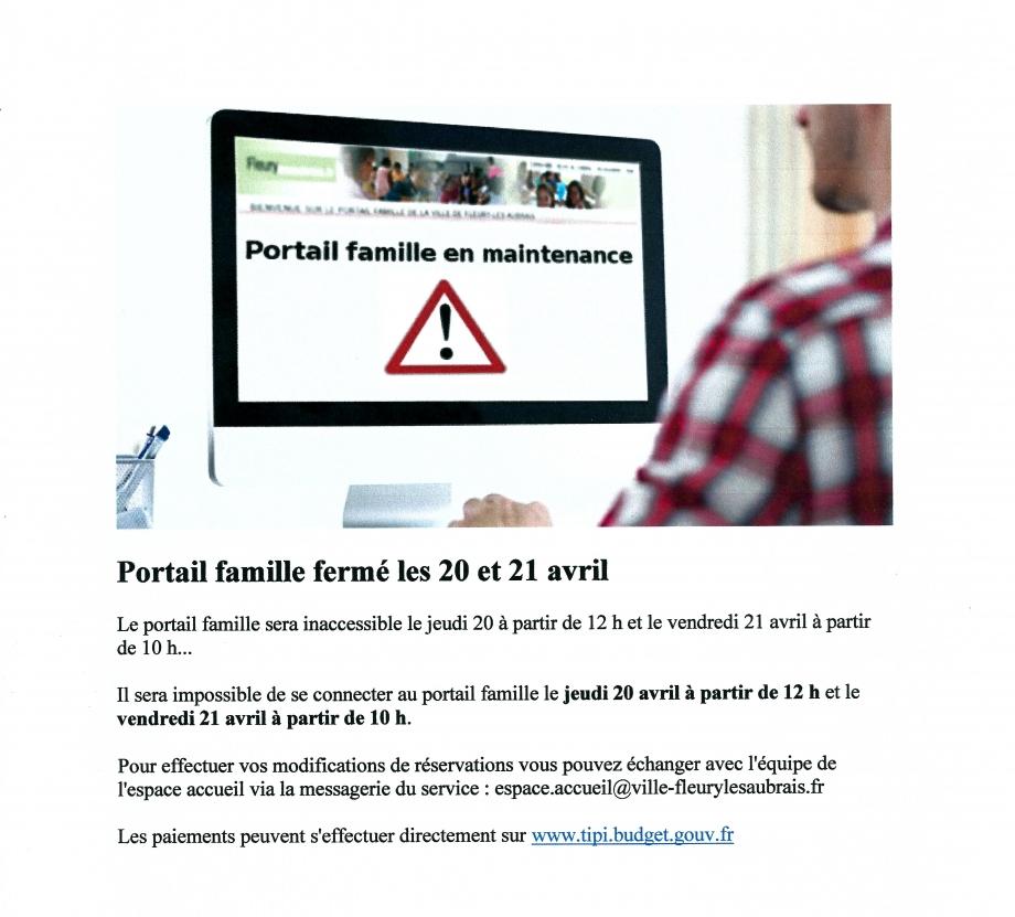 Scan Photo et texte portail famille en maintenance (20 et 21 av.jpg