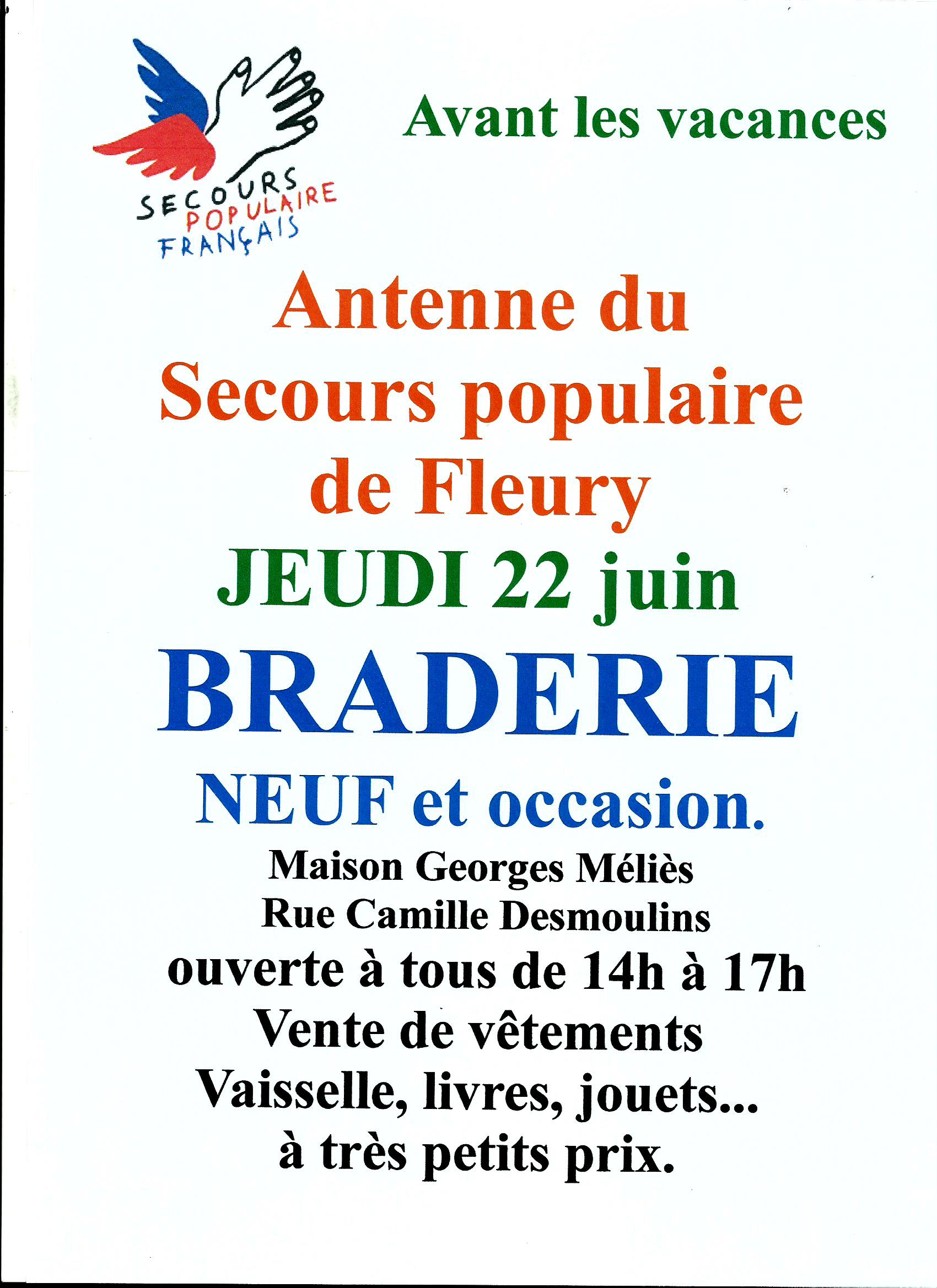 Scan Affiche Braderie neuf et occasion Secours Populaire França.jpg