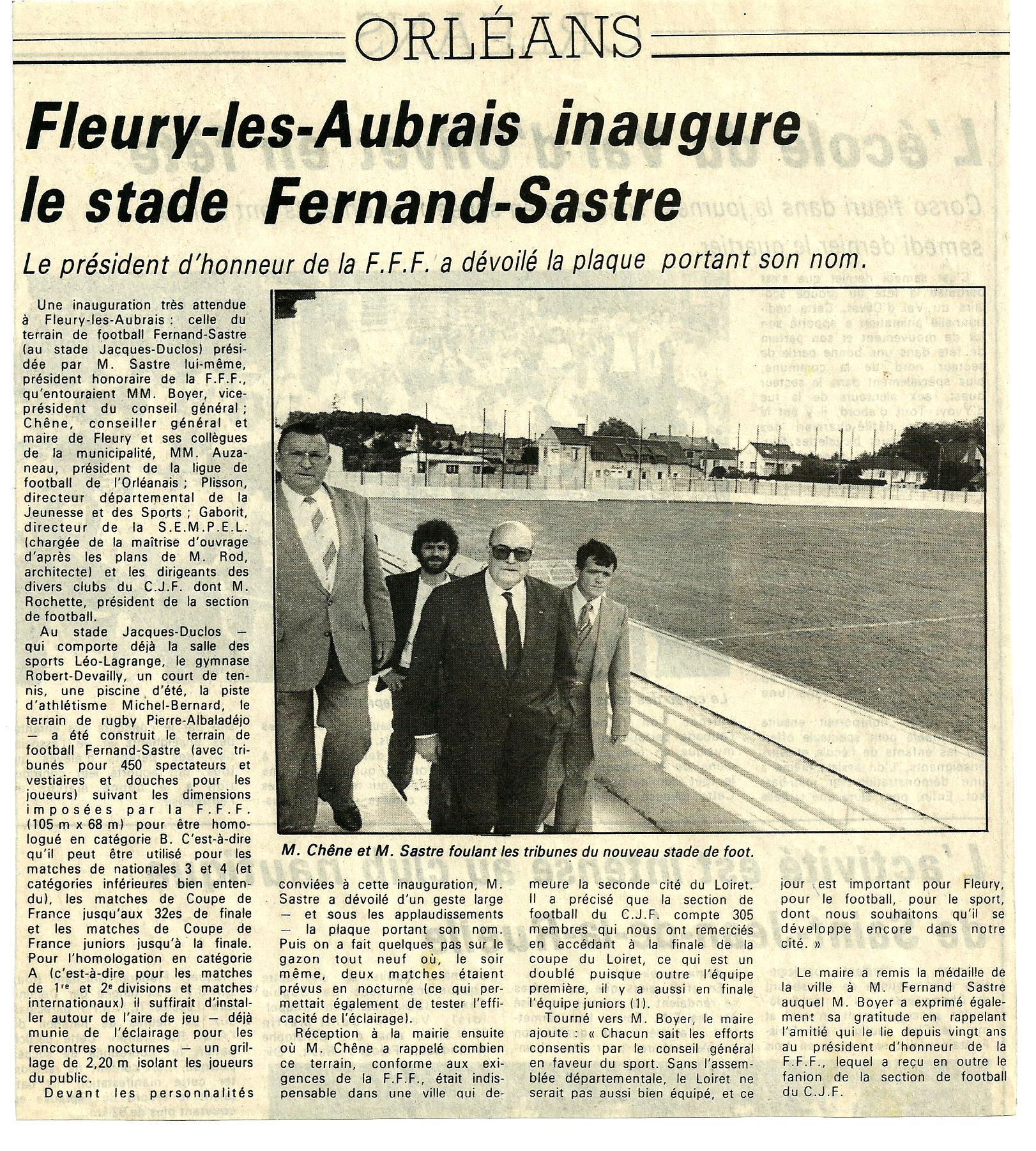 Scan Fleury les Aubrais inaugure le stade Fernand-Sastre (678.jpg