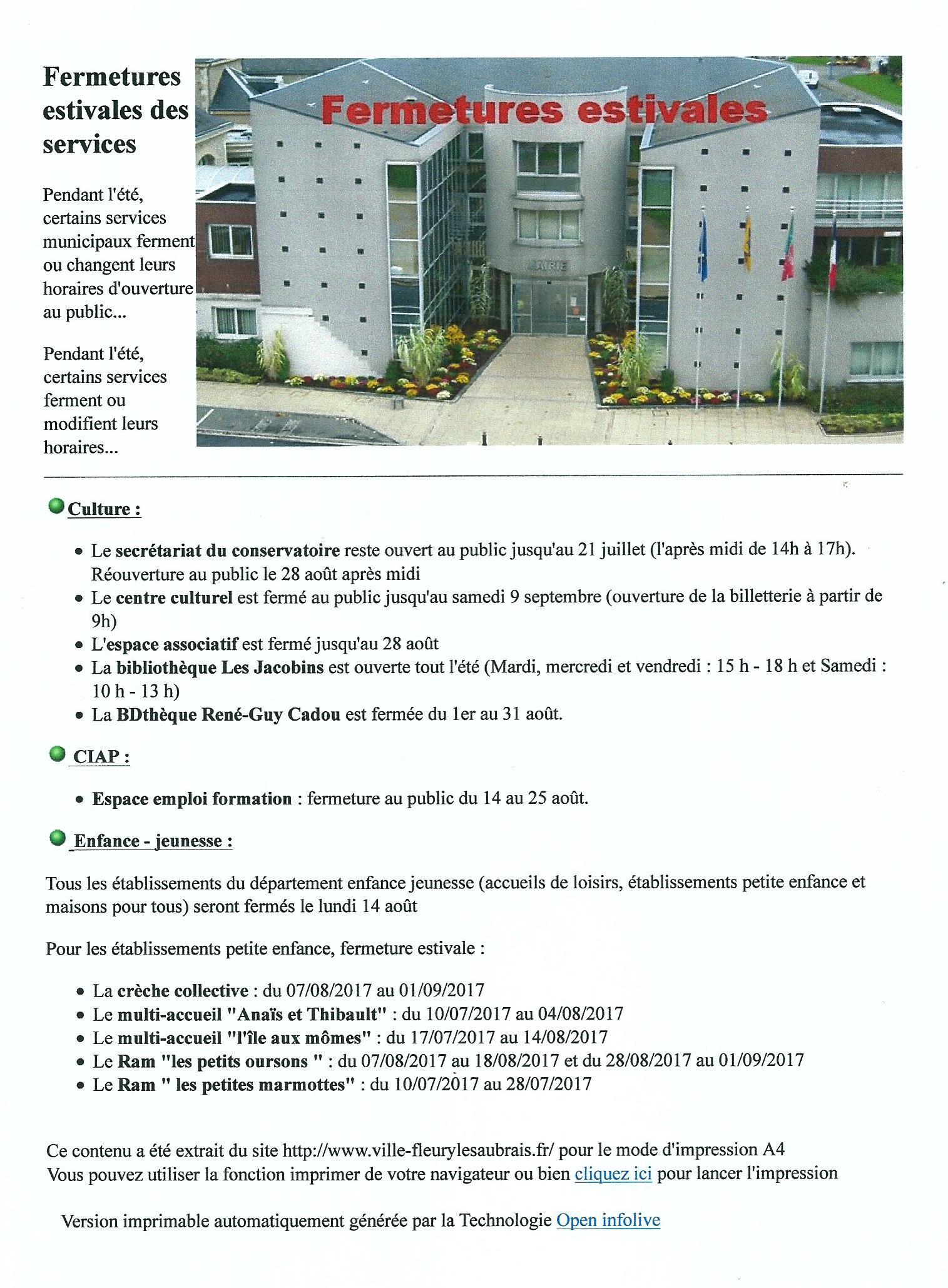 Scan Fermetures estivales 2017 Mairie de Fleury les aubrais.jpg