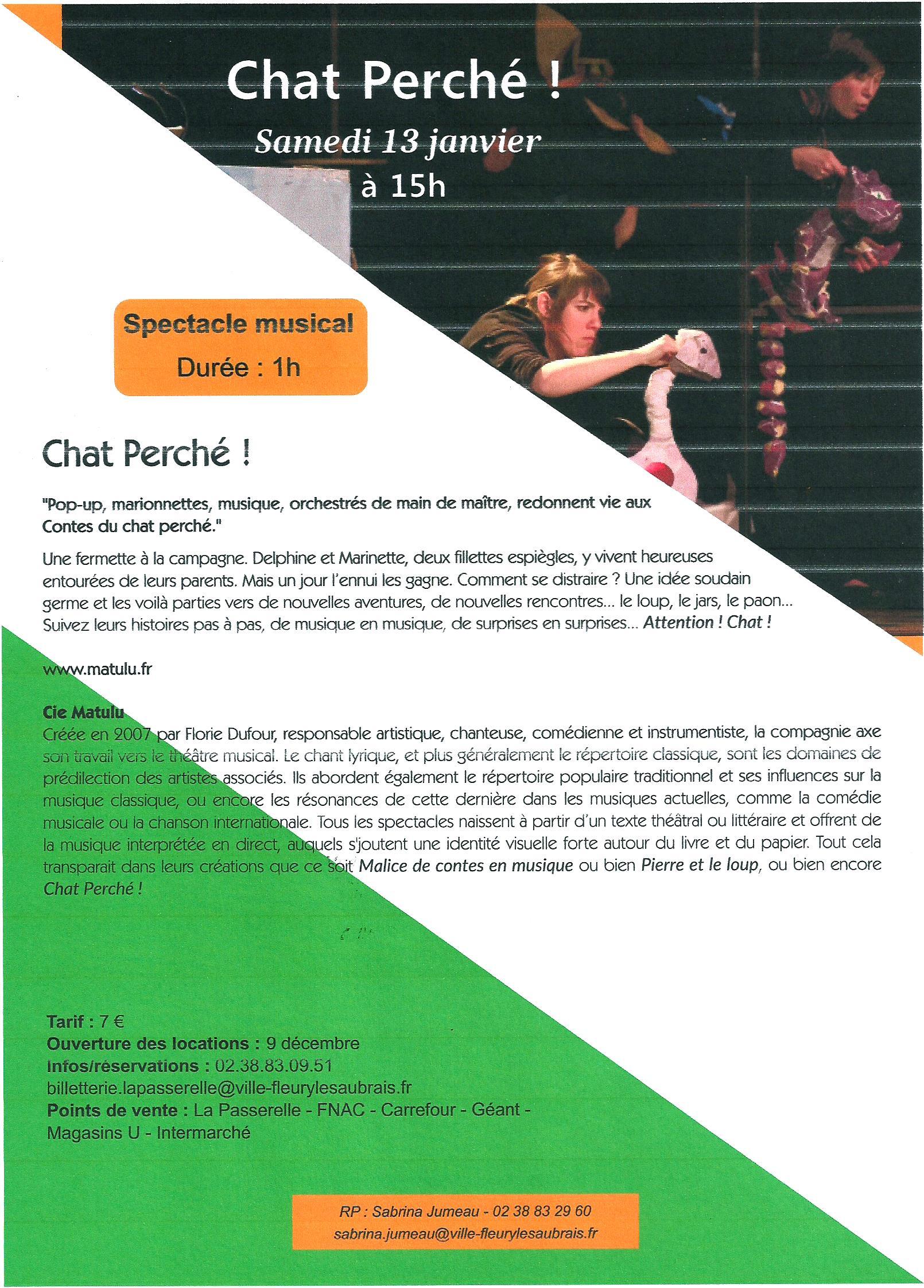 Scan Affiche la Passerelle 2018 Chat perché (13.01.2018).jpg