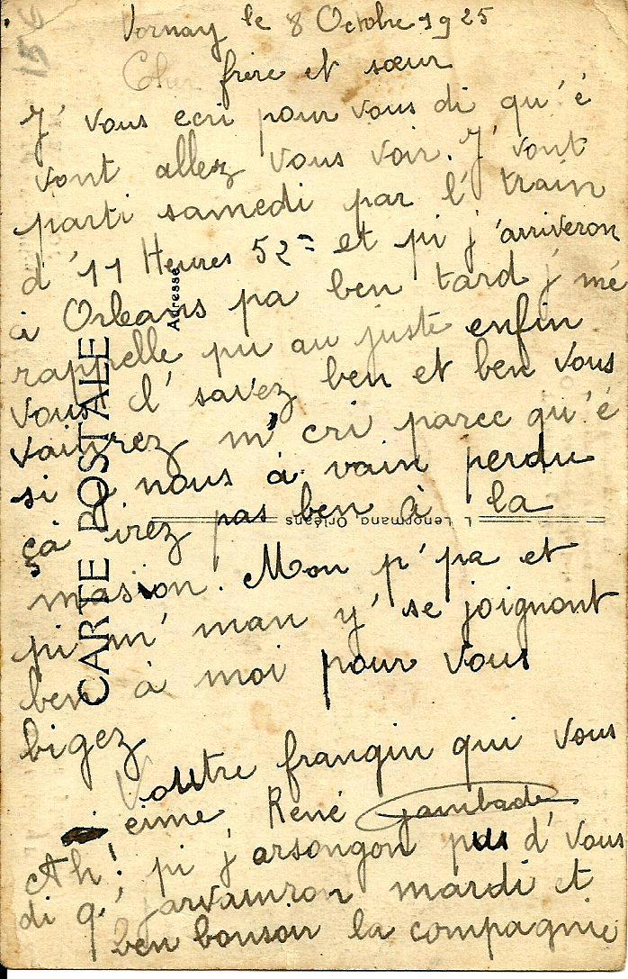Scan Carte postale 378 Fbg Bannier Fleury N°1 (08.10.1925).jpg