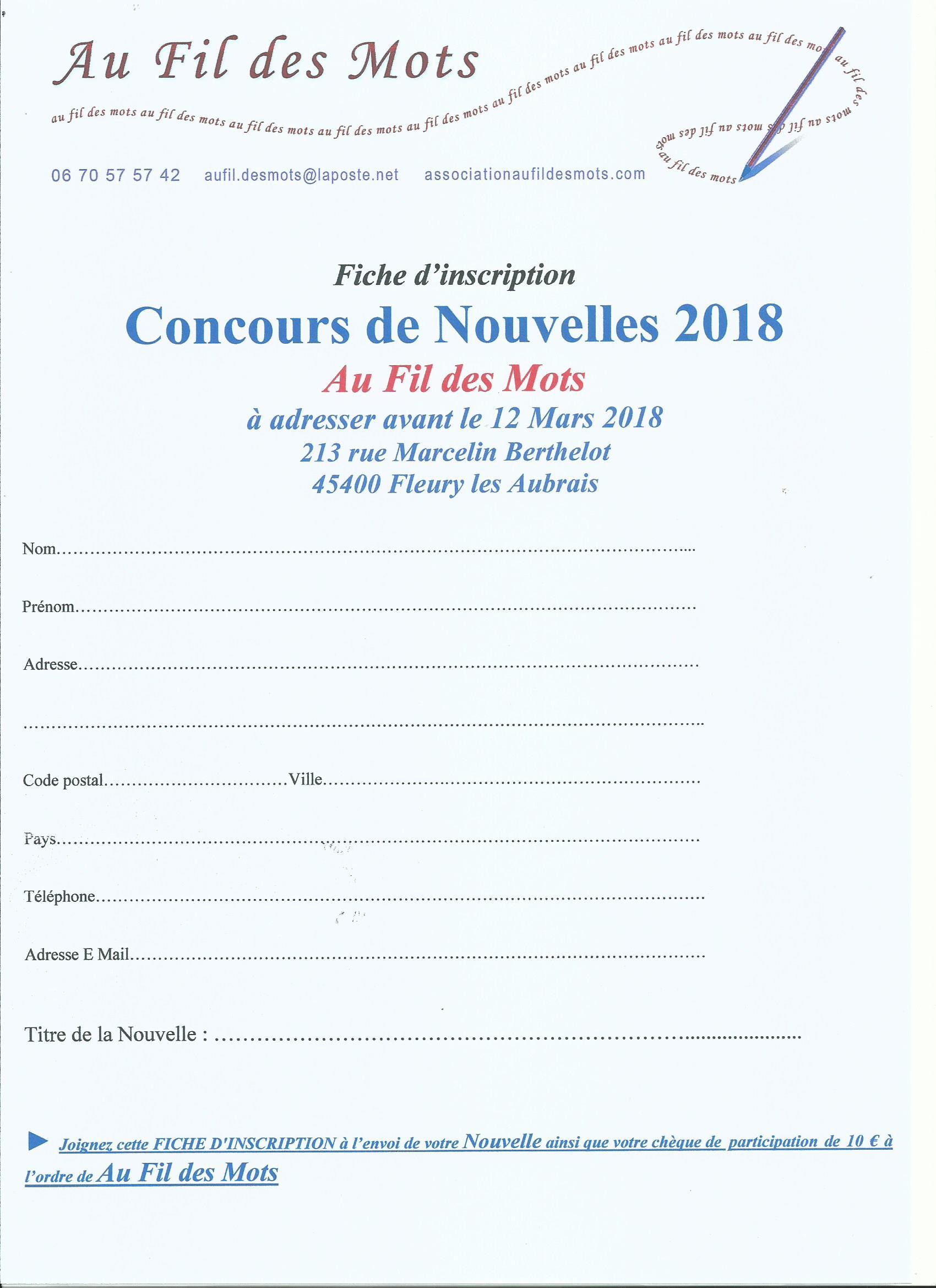 Scan Communiqué Au Fil des Mots Concours de Nouvelles N°1 2018.jpg