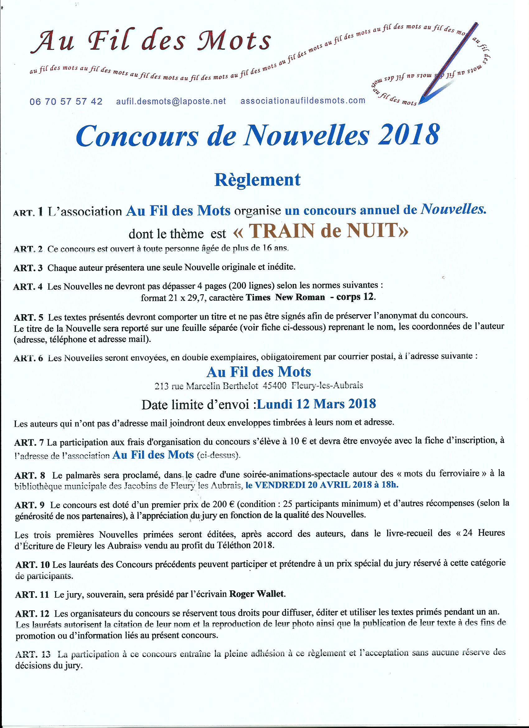 Scan Communiqué Au Fil des Mots Concours de Nouvelles 2018.jpg