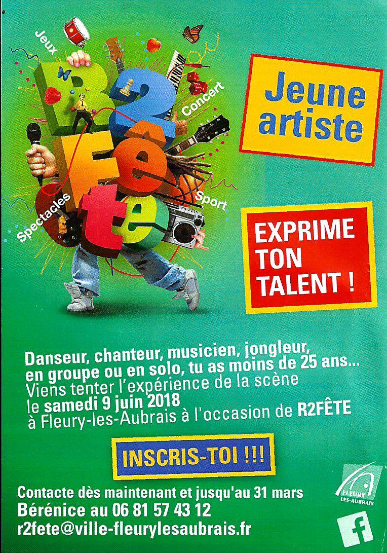 Scan Affiche jeune artiste exprime ton talent. R2Fête 2018 (09.jpg