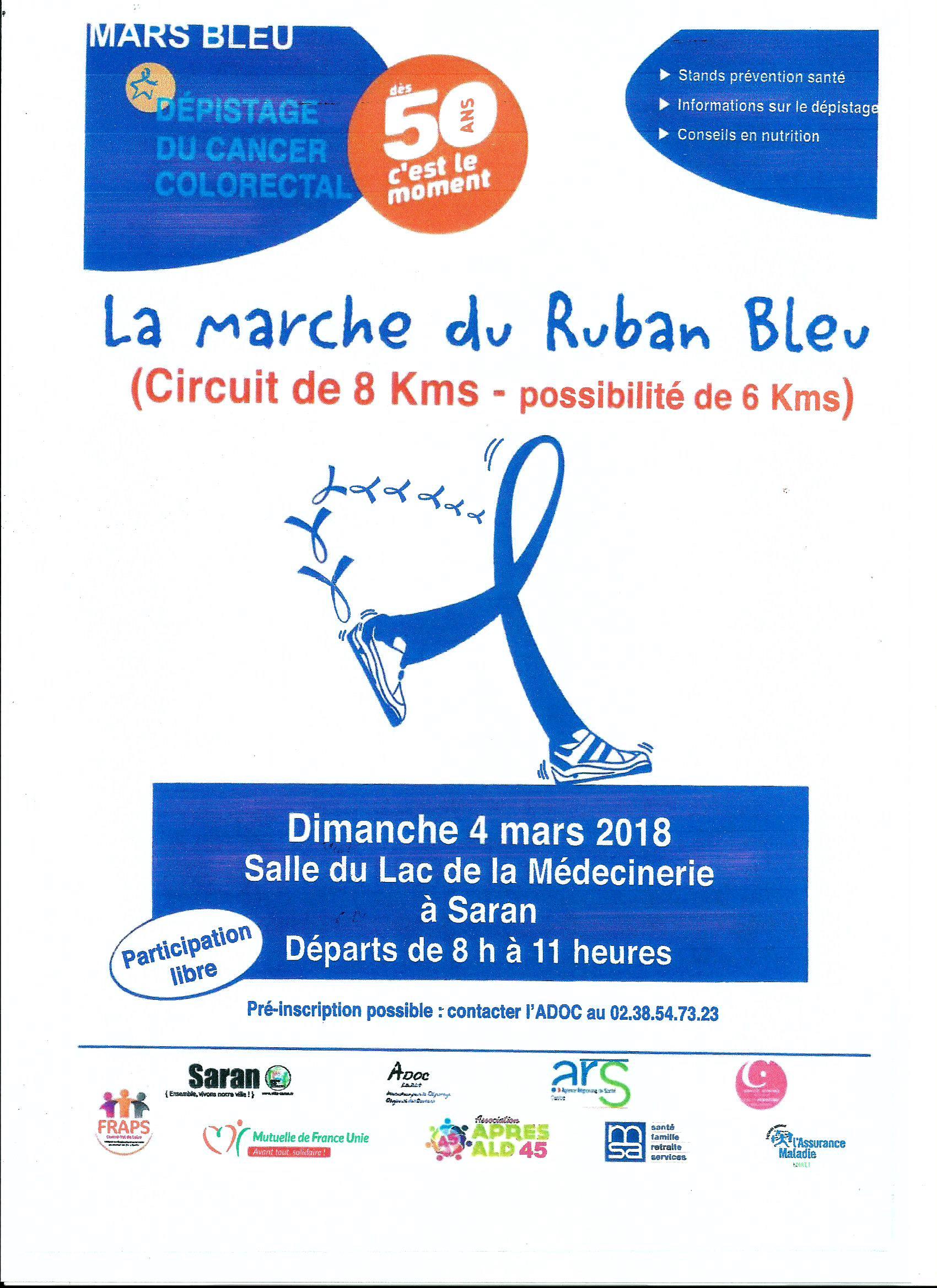 Scan Affiche Mars Bleu 2018 La Marche du Ruban Bleu (04.03.jpg