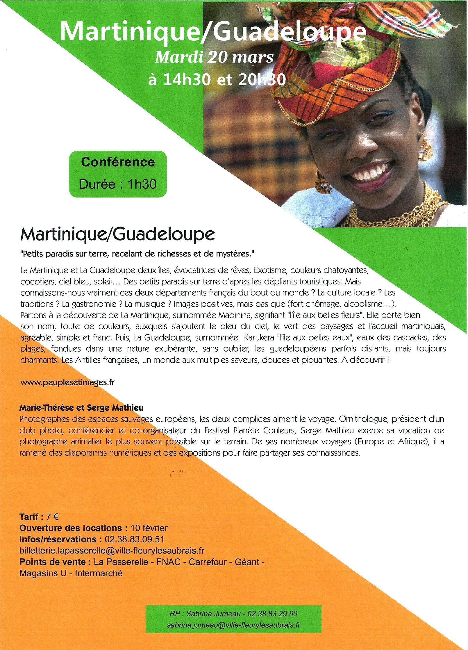 Scan Affiche la Passerelle  Martinique - Guadeloupe 2018 (20.03.jpg