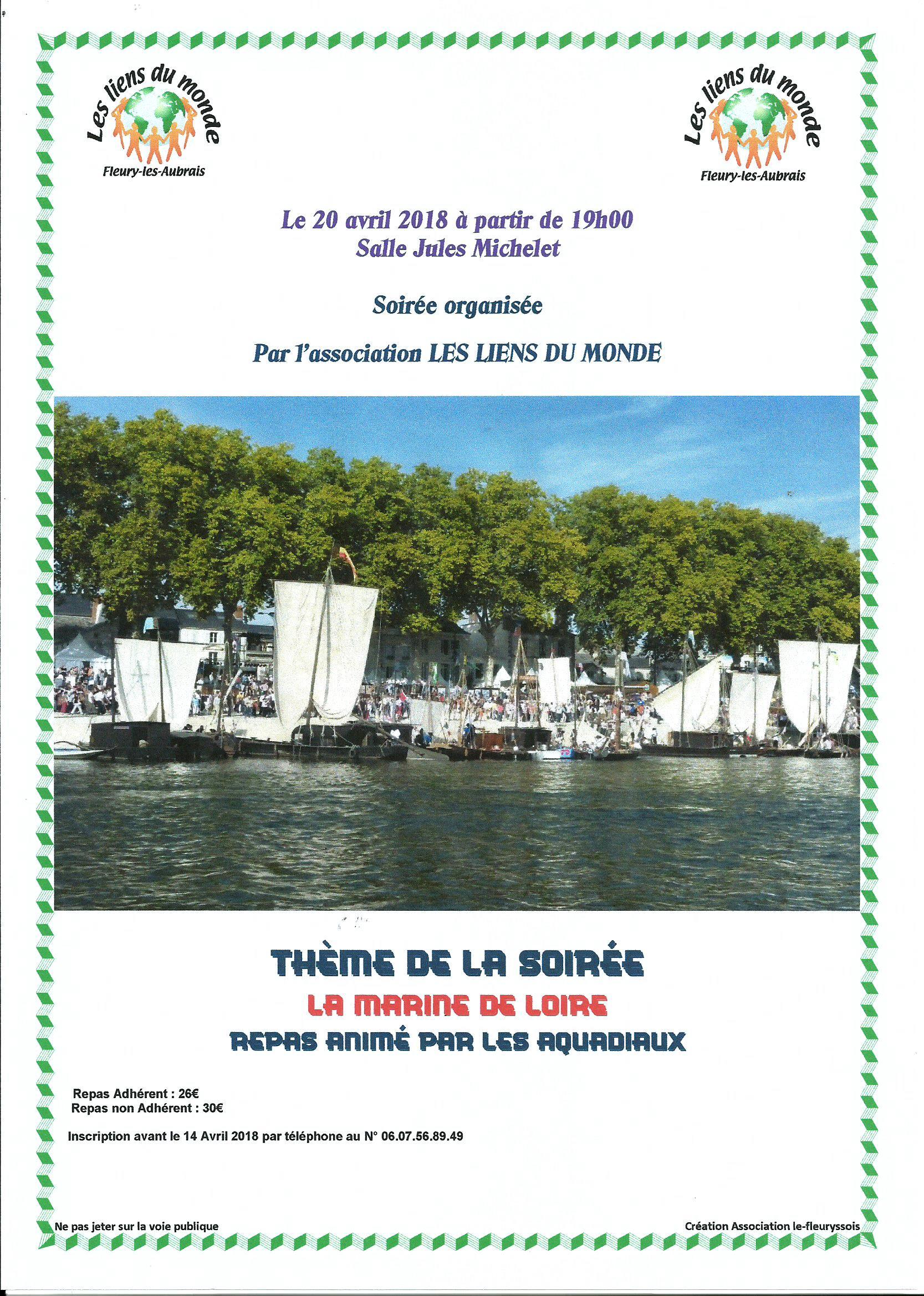 Scan Affiche Liens du Monde soirée La Marine de Loire (20.04.jpg
