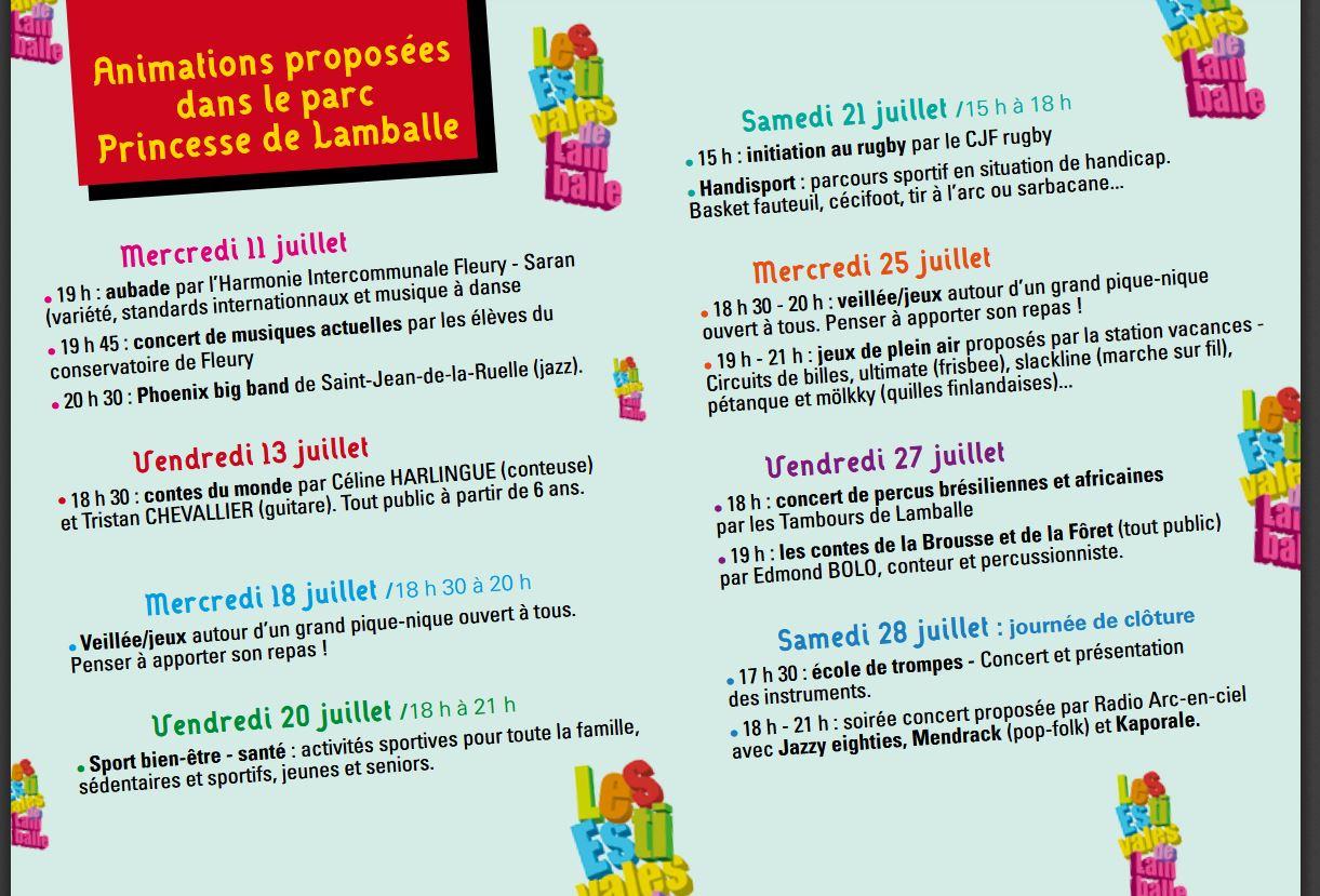 Capture Affiche Les Estivales de Lamballes 2018N°1 ( du 10 au 13.07 2018 ).JPG