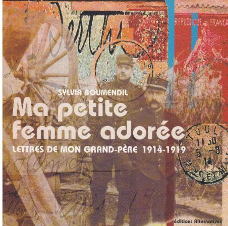 Capture Ma Petite Femme adorée ( lettre de mon grand-père 1914-1918 (17.07.2018).JPG