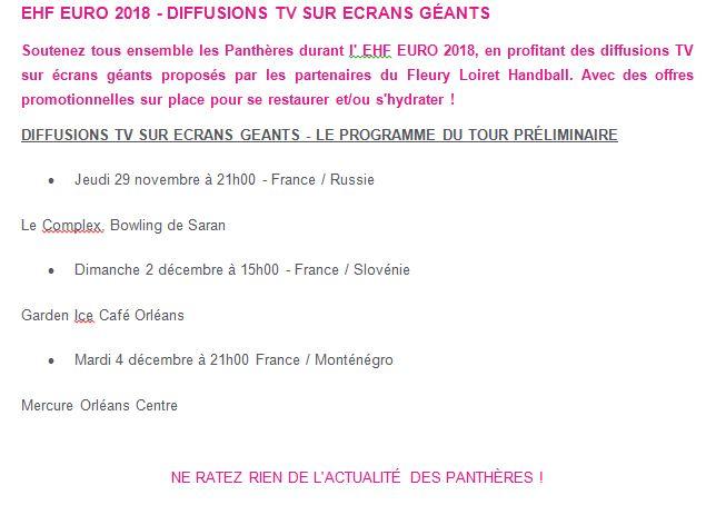Capture EHF EURO 2018- Diffusion TV sur écrans géants..JPG