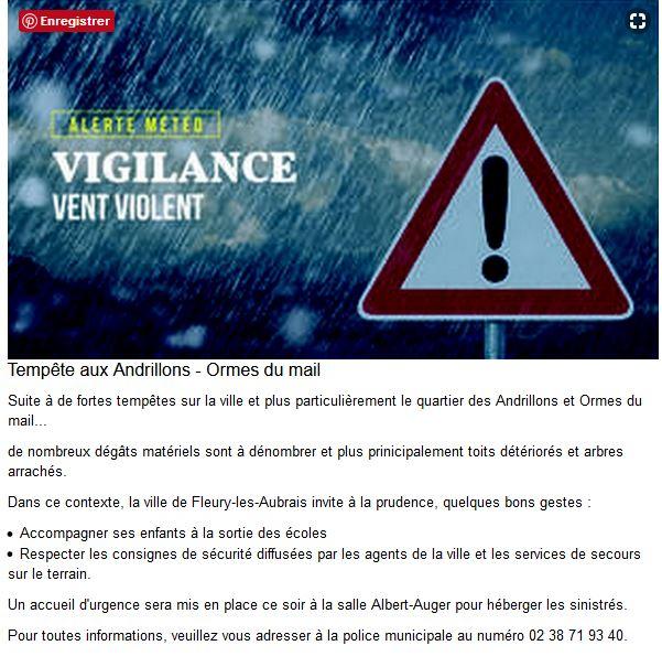 Capture Alerte Météo Vigilance Vent Violent 2018 ( 03.12.2018 ).JPG