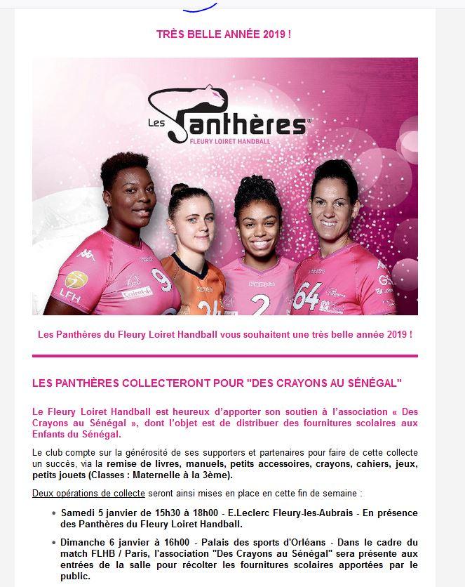 Capture Les Panthères collecteront pour des crayons au Sénégal 2018 (05.01.2019).JPG