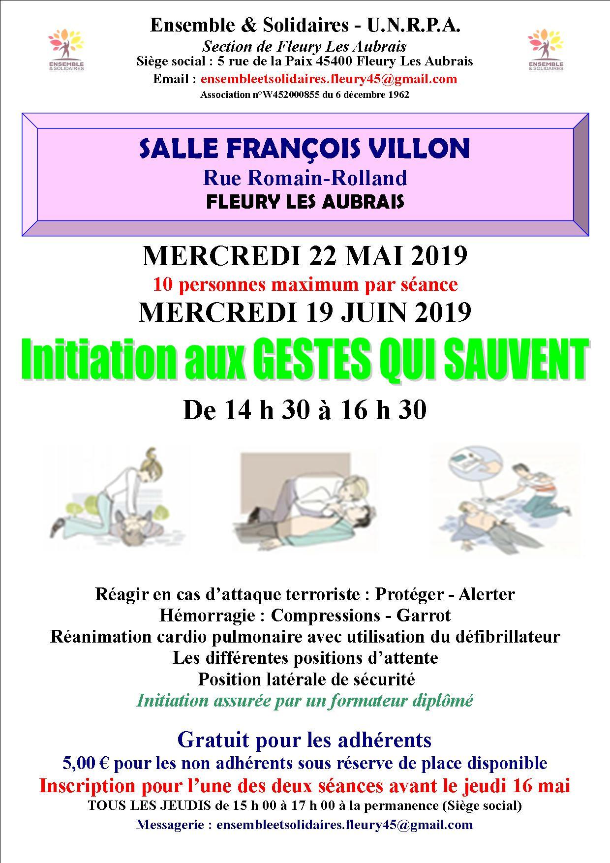 Affiche Initiation aux gestes qui sauvent 2019.jpg