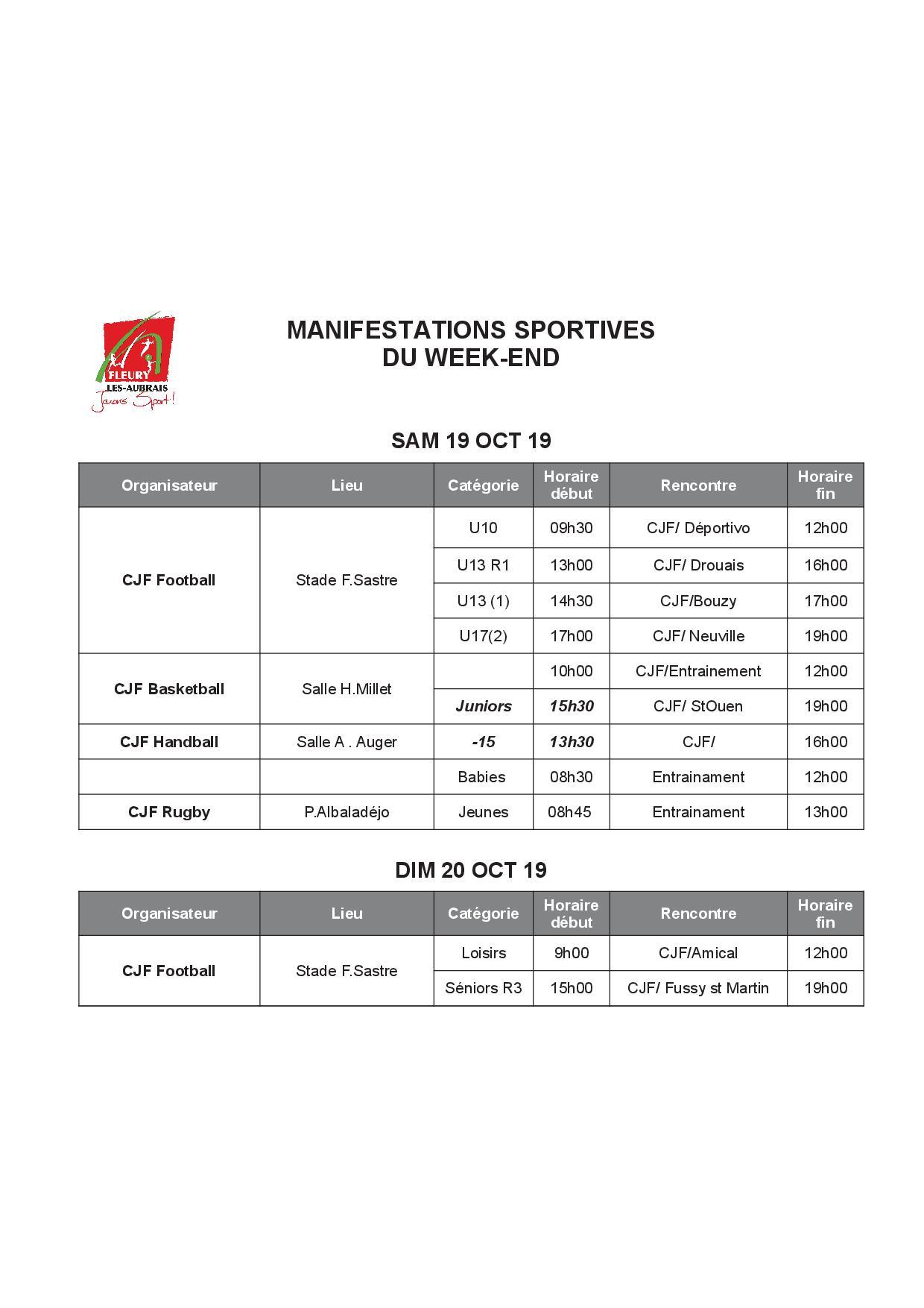Planning des rencontres semaine 42.jpg