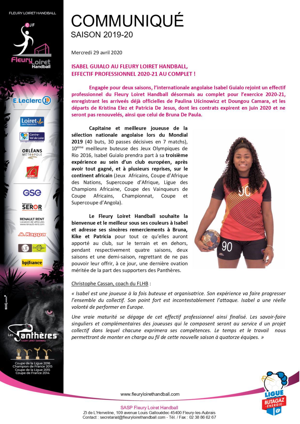 Aout 2015 - Communiqué Fleury Loiret Handball - Mercredi 29 avril 20201.jpg