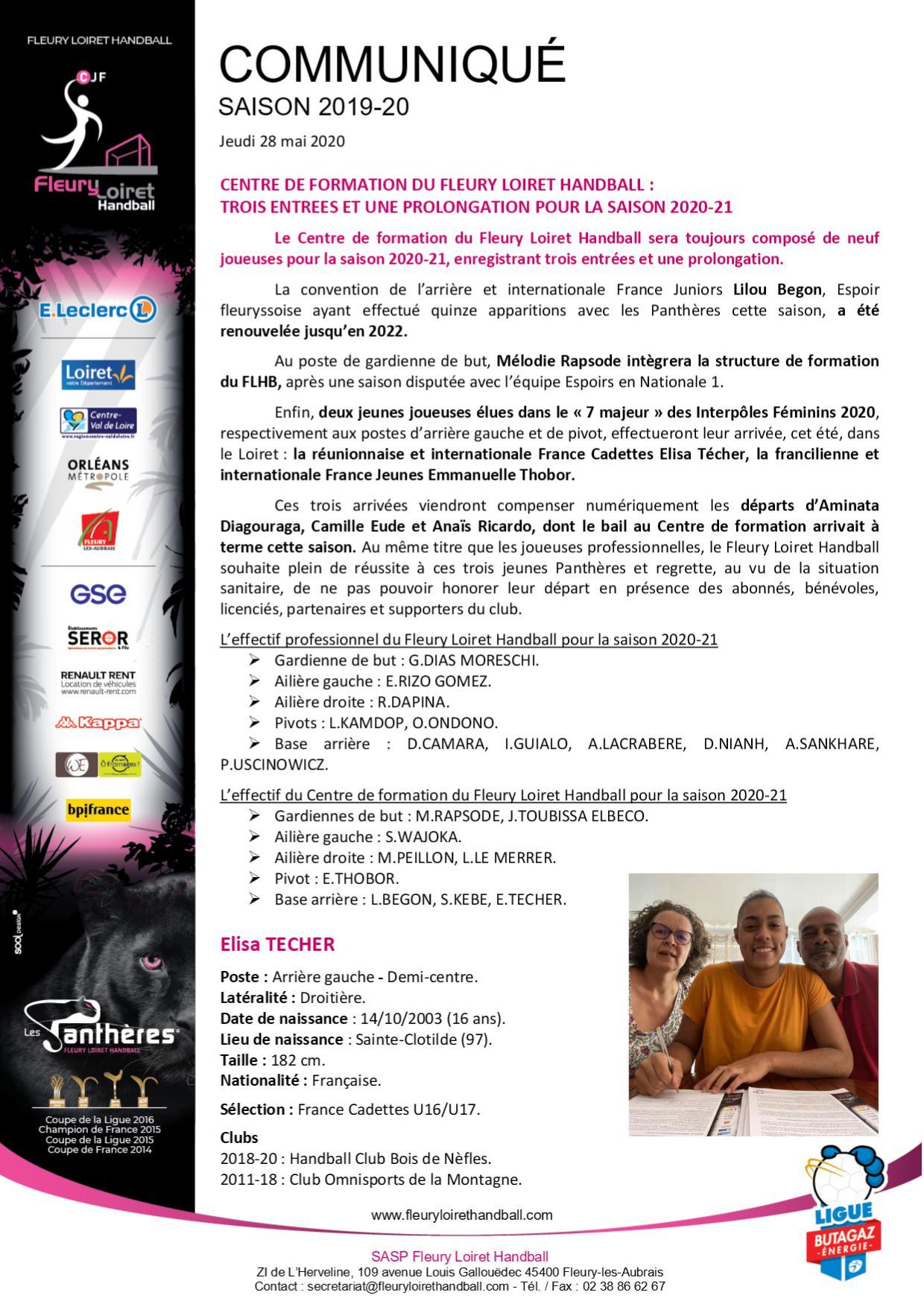 Aout 2015 - Communiqué Fleury Loiret Handball - Jeudi 28 mai 20201.jpg