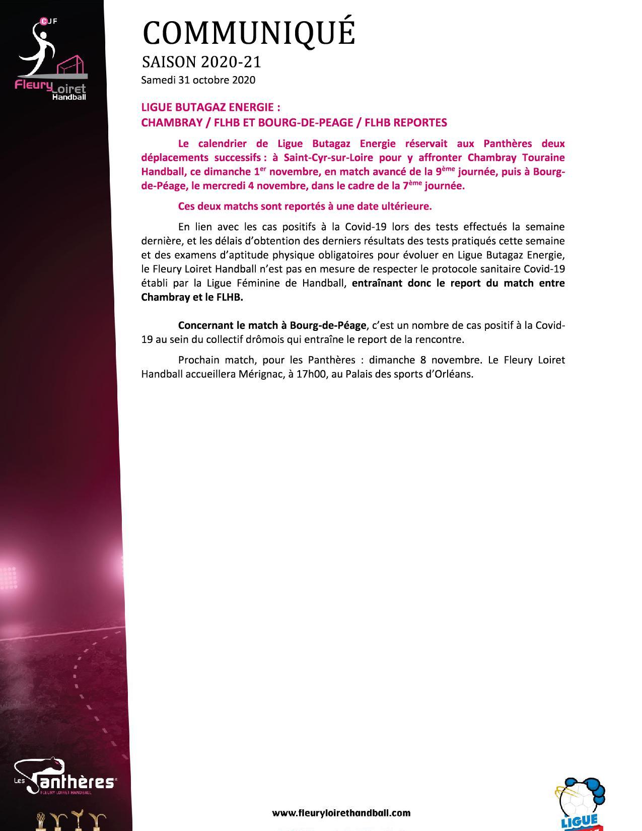 Communiqué Fleury Loiret Handball - Samedi 31 octobre 2020.jpg