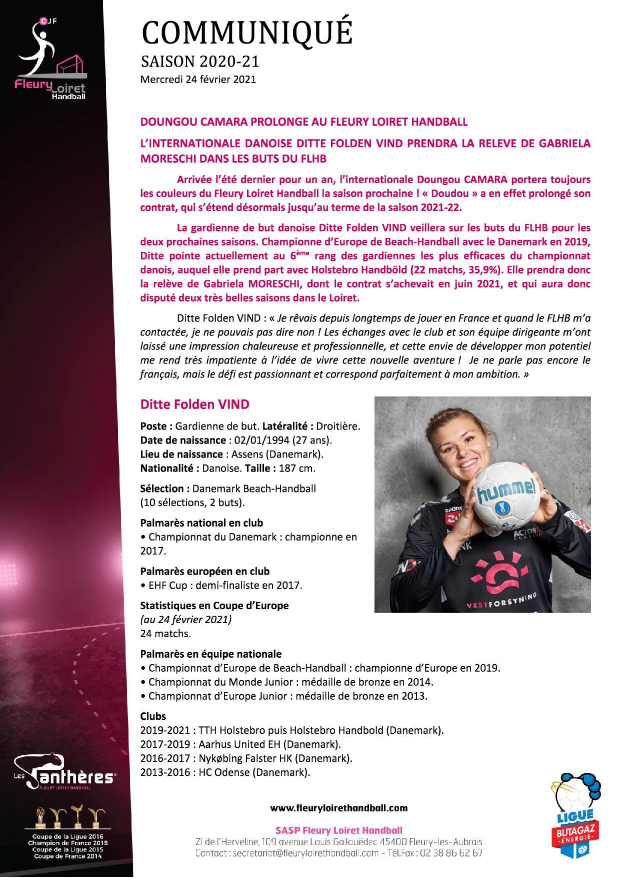 Communiqué Fleury Loiret Handball - Mercredi 24 février 20211.jpg