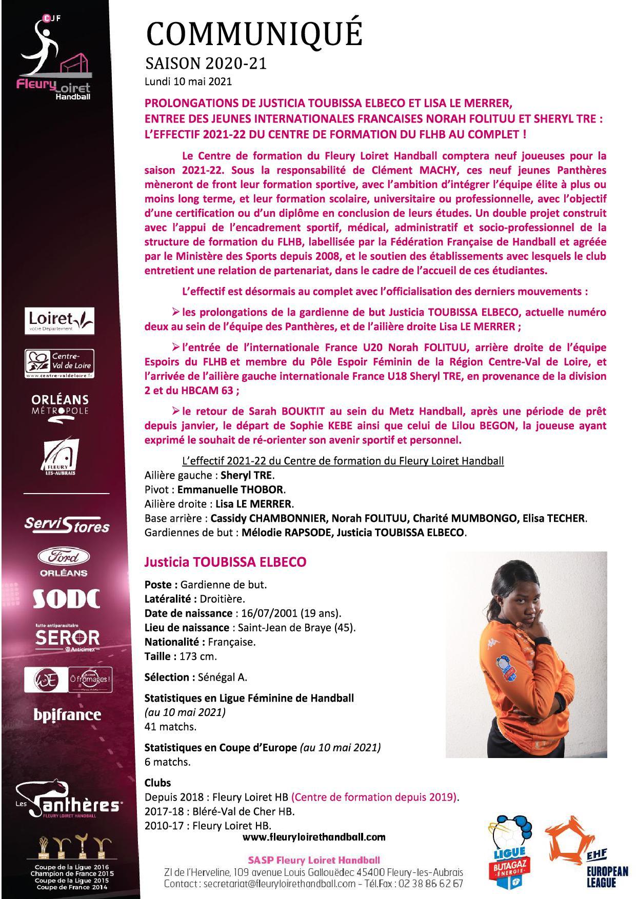 Communiqué Fleury Loiret Handball - Lundi 10 mai 20211.jpg