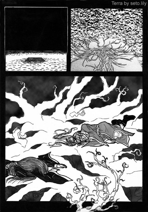 Terra chapitre 5 page 2