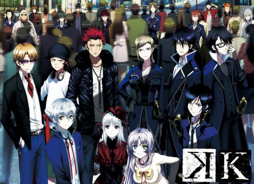 Anime-k-project