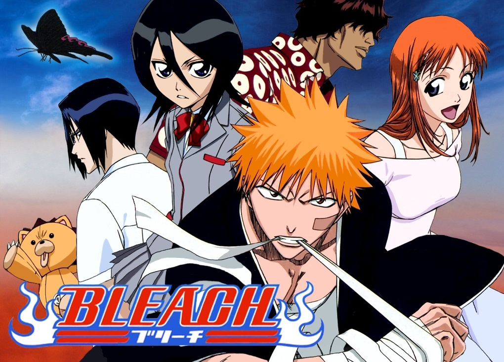 Anime-bleach