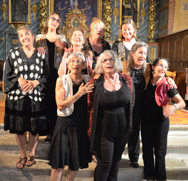 Chants sacrés - Chants du monde 2019
