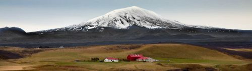 Volcan Hekla, Islande