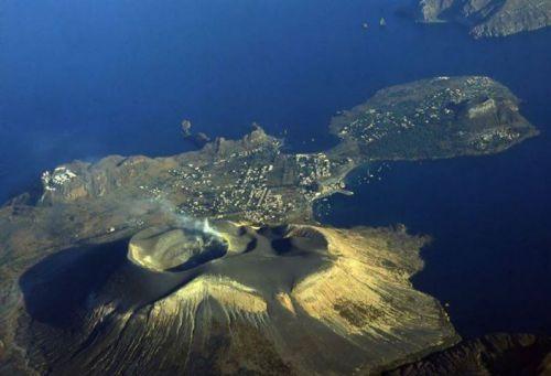 Vulcano, îles Eoliennes, Italie