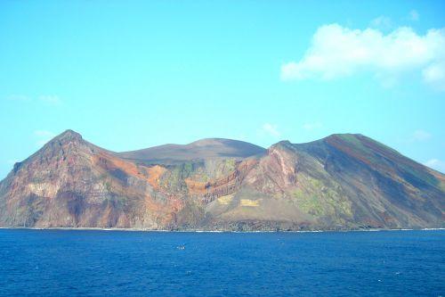 Volcan Tori - Shima, îles Izu