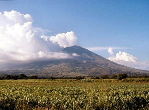 Volcan San Miguel, Salvador