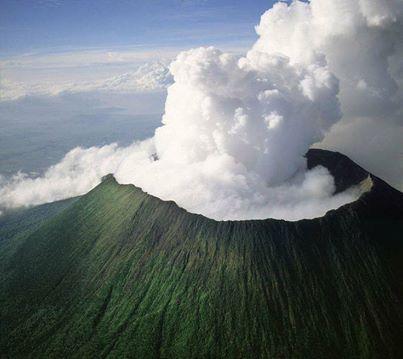 Volcan Nyiragongo, Congo