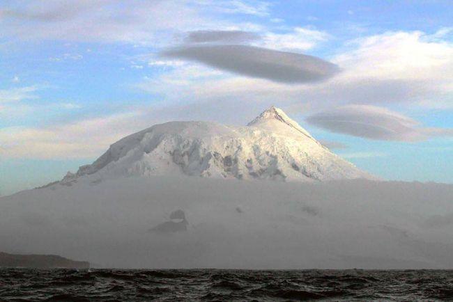 Volcan Big Ben (Heard Island)