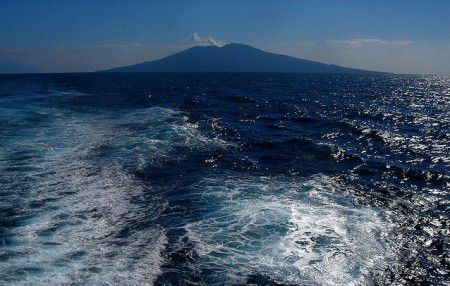 Miyakejima, îles Mariannes