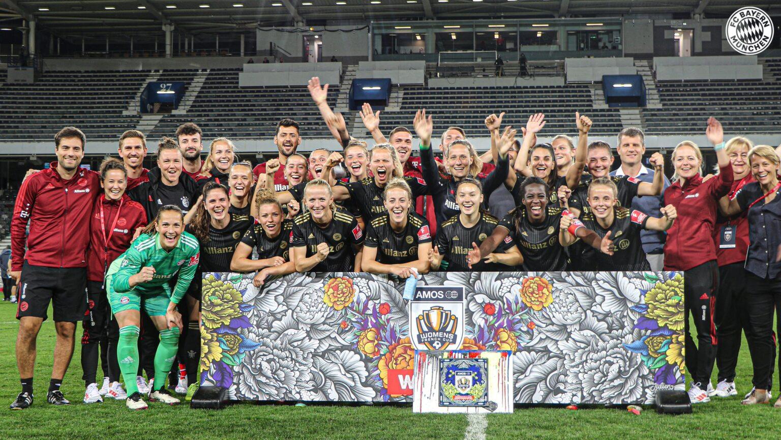 FC Bayern Münich vainqueur de la 4ème édition