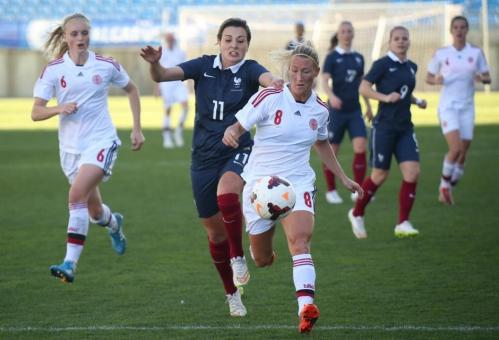 France-Danemark - Algarve Cup 2015 (2) Claire Lavogez.jpg